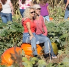 Happy Pumpkin Pickers